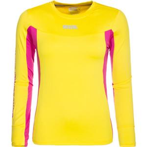 Damen T-Shirt NORDBLANC Liebenswert NBFLF5892_ZLU, Nordblanc