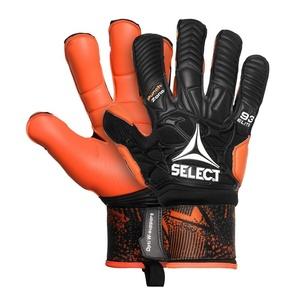 Torwart Handschuhe Select GK handschuhe 93 Elite Hyla schneiden schwarz Orange