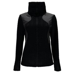 Sweater Spyder Women `s Lolo Mid WT FZ Stryke 868061-001, Spyder