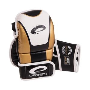 Leder Handschuhe  MMA Spokey SAIJO gold, Spokey