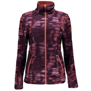 Sweater Spyder Women `s Endure NOVELTY Mid WT Full Zip 878209-637, Spyder