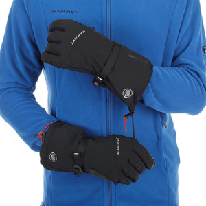 Handschuhe Mammut Masao 2 in 1 Handschuh (1190-05861) black 0001, Mammut