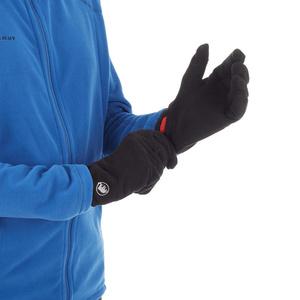 Handschuhe Mammut Fleece Handschuh (190-05921) black 0001, Mammut
