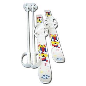 Kinder Ski Yate Rutschig 80cm, Yate