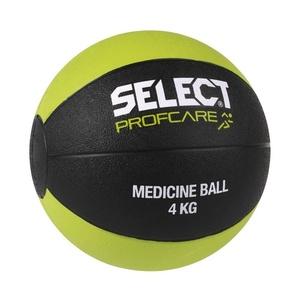 schwierig Ball Select Medicine Ball 4kg schwarz green, Select