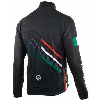 Membrane Radsport Jacke Rogelli TEAM 2.0, black 003.961, Rogelli