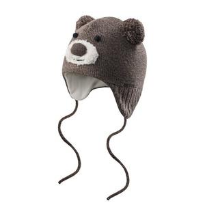Kleinkinder Mützen Devold Bear Baby Beanie Brown GO 605 910 A 730A