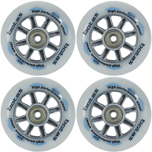 In-Line Wheels Botas 90mm/84 A ND80922-0-090, Botas