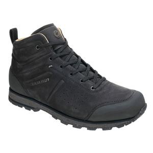 Schuhe Mammut Alvra II Mid WP Men phantom-dunkelheit Titanium 00371, Mammut