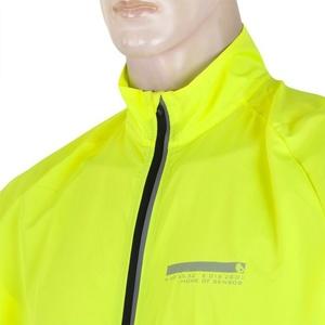 Herren Jacke Sensor Parachute Extralite reflexion yellow 15100119, Sensor