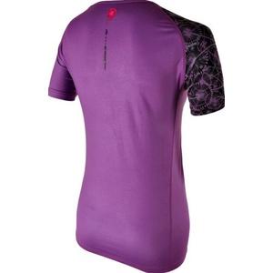 Damen urban T-Shirt Silvini Gion WT805 flieder, Silvini
