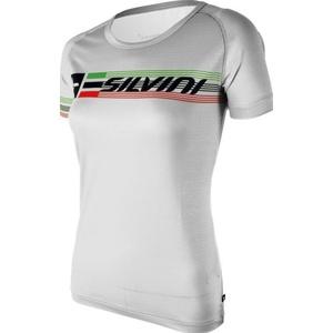Damen T-Shirt Silvini PROMO WT854 white, Silvini