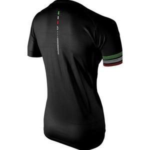 Damen T-Shirt Silvini PROMO WT854 black, Silvini