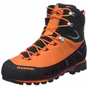 Schuhe MAMMUT Kento High GTX Men Sonnenaufgang / Schwarz, Mammut