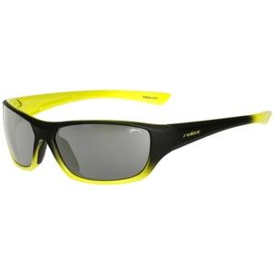 Kinder Sonnen- Brille RELAX Mona schwarz yellow R3066A