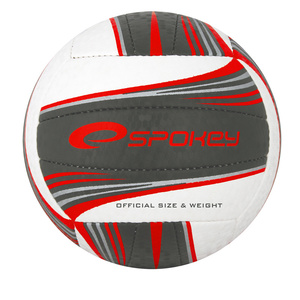 Volleyball Ball Spokey GRAVEL II weiß/grau, Spokey