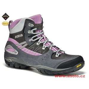 Damen Schuhe Asolo Yuma GV A610 grey/graphite