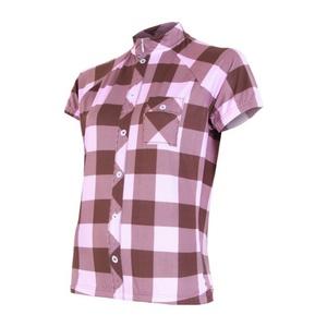 Damen Dress Sensor Square braun / rosa 16100039, Sensor
