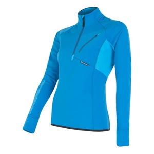 Damen Sweatshirt Sensor Tecnostretchmodrá 15200045, Sensor