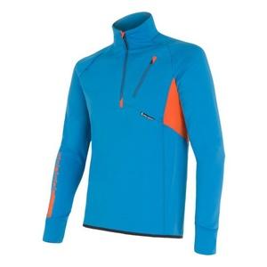 Herren Sweatshirt Sensor Tecnostretch blue 15200043, Sensor