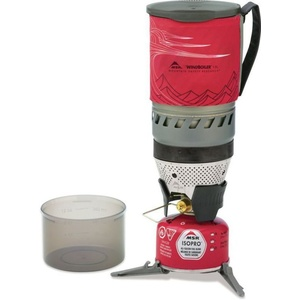 Kocher MSR WindBurner 1,0 l Stove System Red 09219, MSR