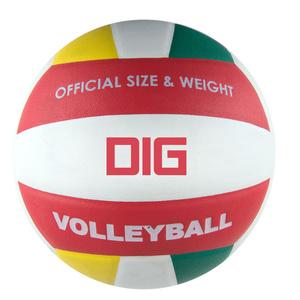 Volleyball Ball Spokey SIE II weiß/rot vel.5, Spokey