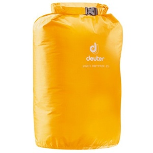 Wasserdichte Sack Deuter Light Drypack 25 Sonne (39282), Deuter