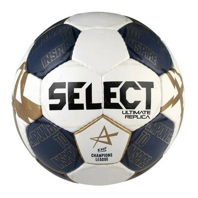 Kugel für handball Select HB Ultimativ Replik CL weiß und blau, Select