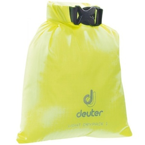 Wasserdichte Sack Deuter Light Drypack 1 Neon (39680), Deuter
