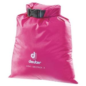 Wasserdichte Sack Deuter Light Drypack 3 magenta (39690), Deuter