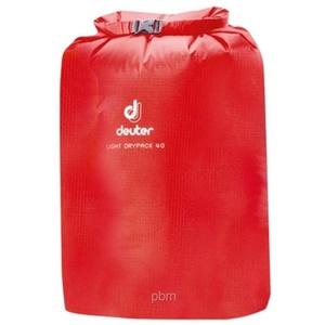 Wasserdichte Sack Deuter Light Drypack 40 fire (39292), Deuter