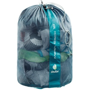 Bag Deuter Mesh Sack 18 Petrol (3941316), Deuter