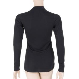Damen T-Shirt Sensor Double Face black 12110010