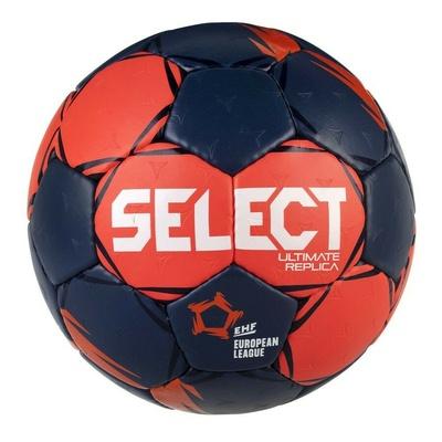Handball kugel Select HB Ultimativ Replik EL rot und blau, Select