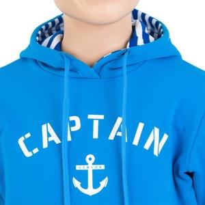 Kinder Sweatshirt Sensor Tecnostretch Anker blue 16200138, Sensor