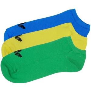 Socken adidas Trefoil Liner Socks 3P AJ8899, adidas originals
