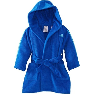 Bademantel adidas 3 Stripes Bathrobe Kids AO0069, adidas