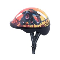 Kinder Radsport Helm Spokey BAD BOY 48-52 cm, Spokey