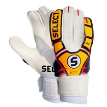 Torwart Handschuhe Select 22 flexi Grip white Orange, Select