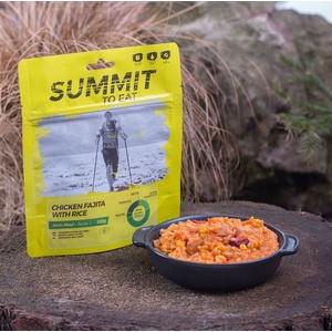Summit To Eat eintopf Huhn Fajita mit Reis groß Packung 802200, Summit To Eat
