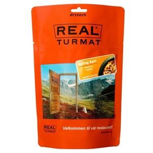 Real Turmat Huhn  Curry mit Reis, 138 g, Real Turmat