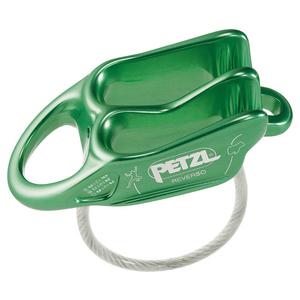 Sichern Bremse PETZL Reverso green D017AA01, Petzl