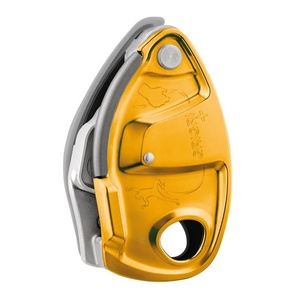 Sichern Bremse PETZL GriGri + Orange D13A AG, Petzl