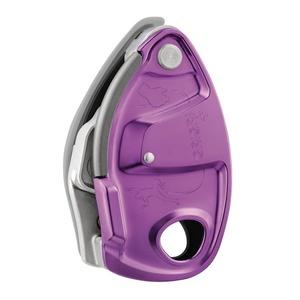 Sichern Bremse PETZL GriGri + violet D13A VI, Petzl