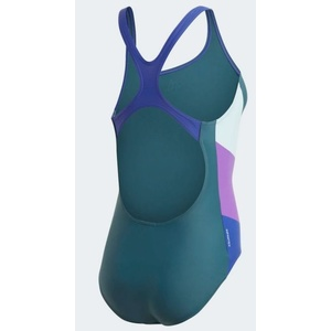 Swimsuits adidas Fit Colorblock One piece DQ3239, adidas