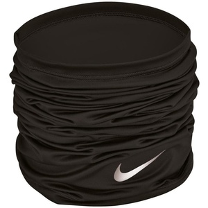 Halswärmer Nike Dri-Fit Wrap Black/Silver, Nike