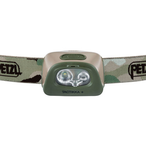 Stirnlampe Petzl Tactikka+ Tarnung E089EA01, Petzl