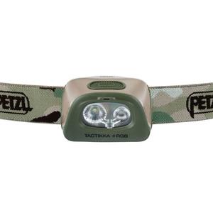 Stirnlampe Petzl Tactikka+ RGB Tarnung E089FA01, Petzl