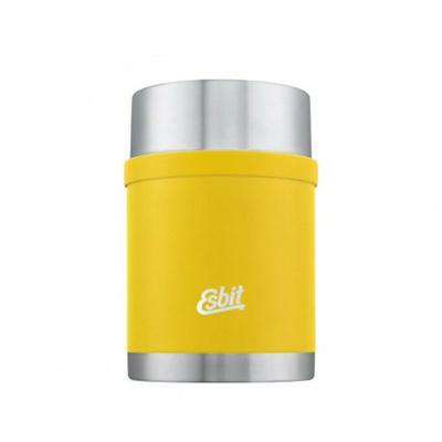 Lebensmittelthermoskanne Esbit Sculptor 0,75L Sunshine gelb, Esbit