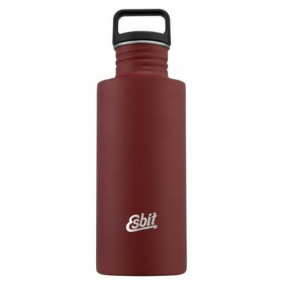 Trinkflasche Esbit SCULPTOR 750ml Burgunder Rot, Esbit
